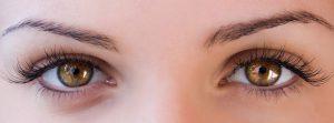 Maquillage permanent yeux après