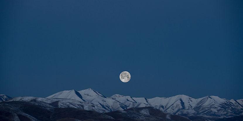 Soins beauté, comptez avec la Lune !