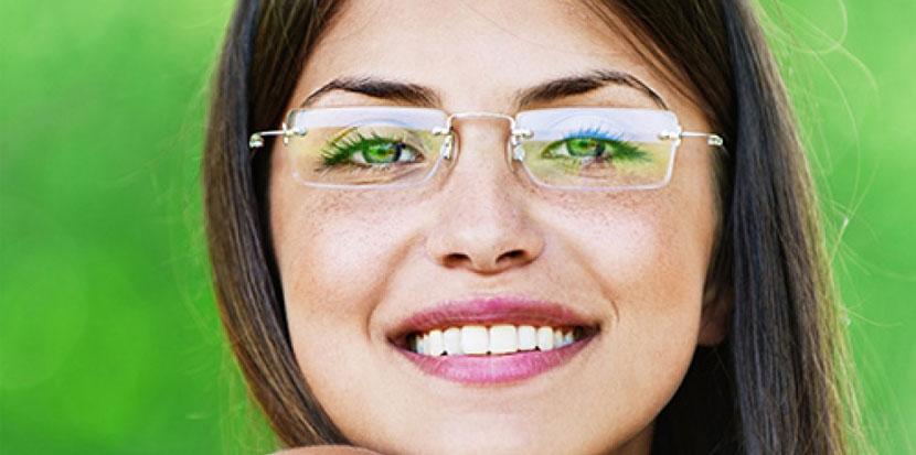 Beauté lunettes