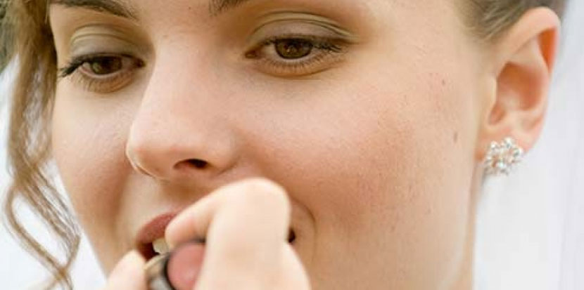 Conseil de maquillage pour votre mariage