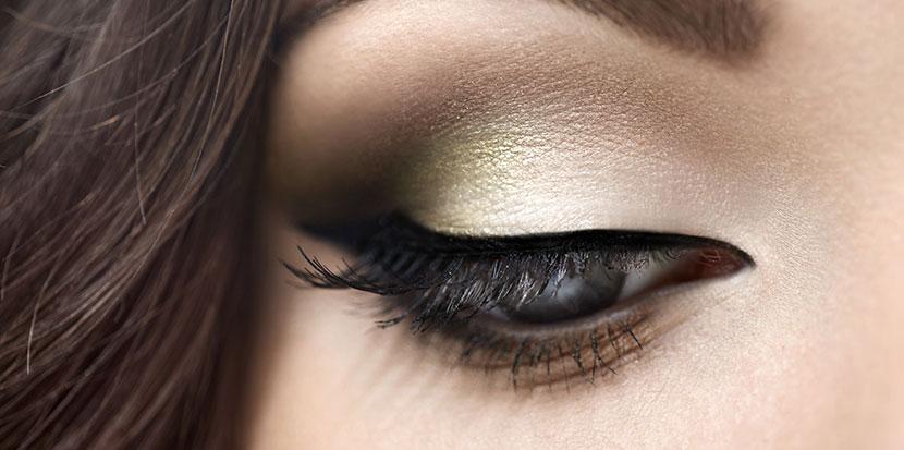 Le Cateyes : un eye liner dégradé, effet fondu